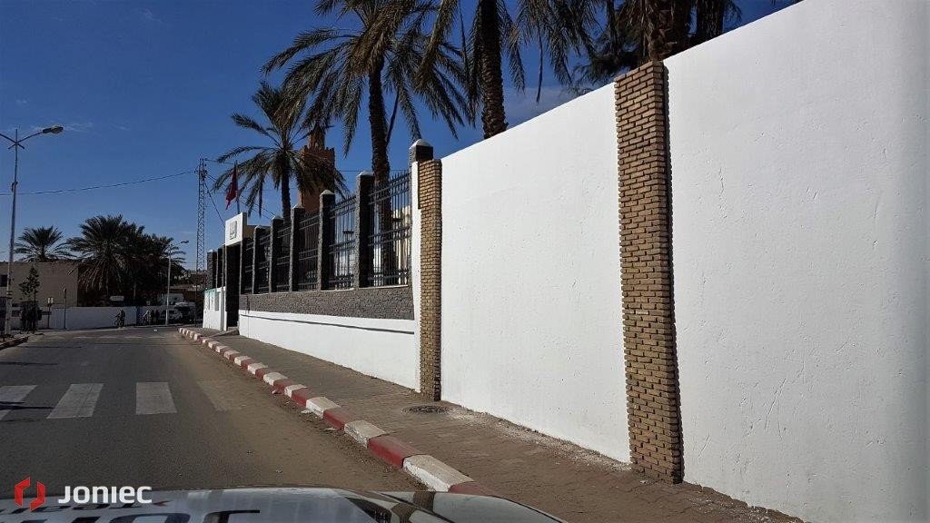 Ogrodzenia Tunezja (1)